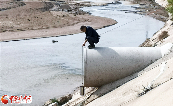 """甘肃省生态环境系统吹响黄河流域生态检测""""集结号""""(组图)"""