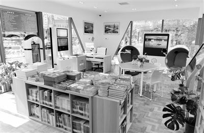 """兰州市城关区首个""""智慧图书馆""""正式运营"""