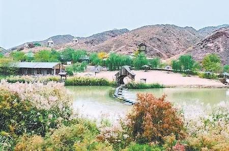 【驴友手记】水沟湿地公园
