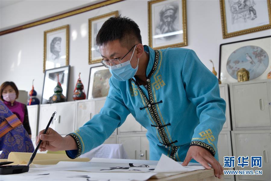 (教育)(3)内蒙古:多彩民族文化课