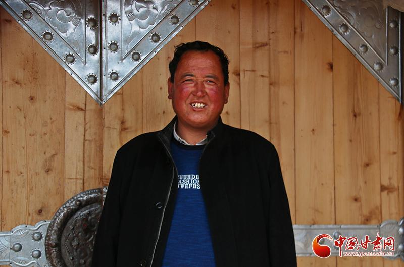 【甘肃省决战决胜脱贫攻坚】贡保东智的幸福生活(图)