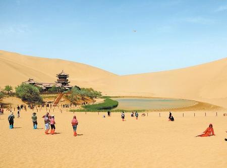 五一游甘肃丨欣赏大漠风光 体验丝路风情