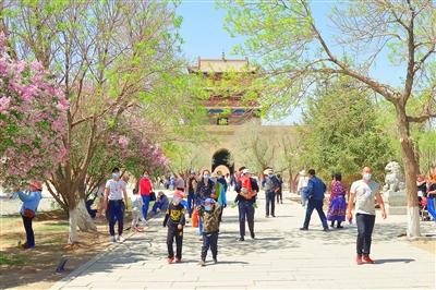 五一假期嘉峪关市旅游市场平稳有序