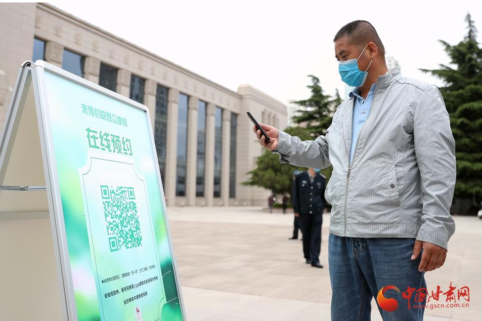 甘肃省博物馆昨起恢复开放 中国甘肃网记者实地走访(视频)
