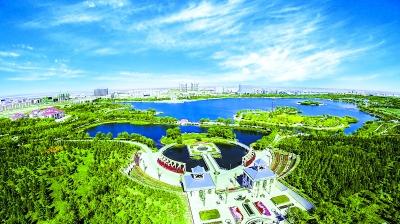 金昌市前三月空气质量综合指数排名全省第三