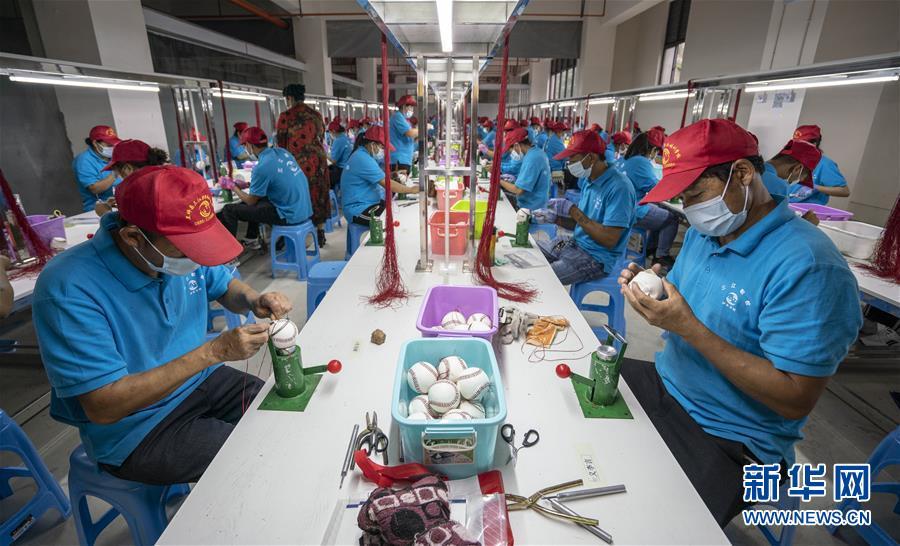 (脱贫攻坚)(2)怒江棒球车间加速复工生产
