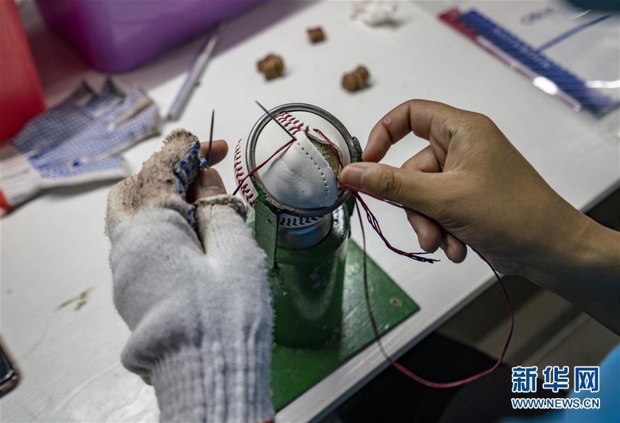 (脱贫攻坚)(3)怒江棒球车间加速复工生产