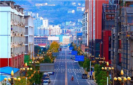 四川广元朝天区:打造生态宜居城乡生活环境