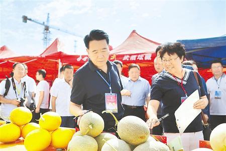 【代表委员履职故事】马忠明委员:让现代农业迈出新步伐