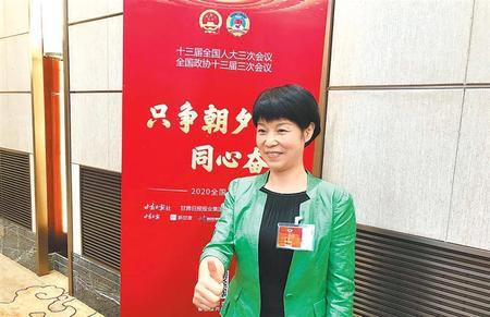 【代表委员履职故事】赵金云委员:为黄河流域水资源保护建言献策