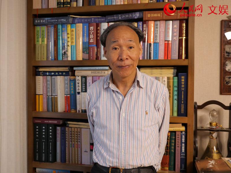 """两会""""艺""""起聊系列访谈之二 白庚胜:期待有更多的李子柒传播中国优秀文化"""