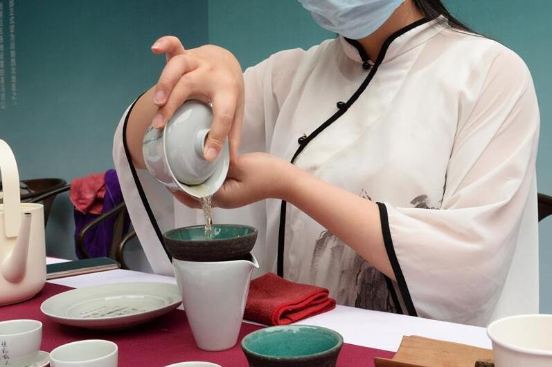 长沙:国际茶日品茶香