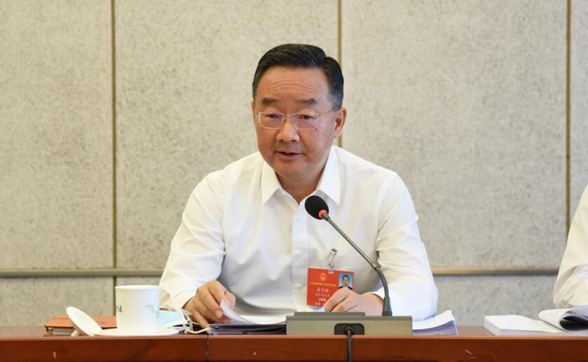 唐仁健:民法典草案是人民至上理念的生动体现