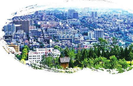 甘谷 华丽蝶变 谱写城市建设新篇章