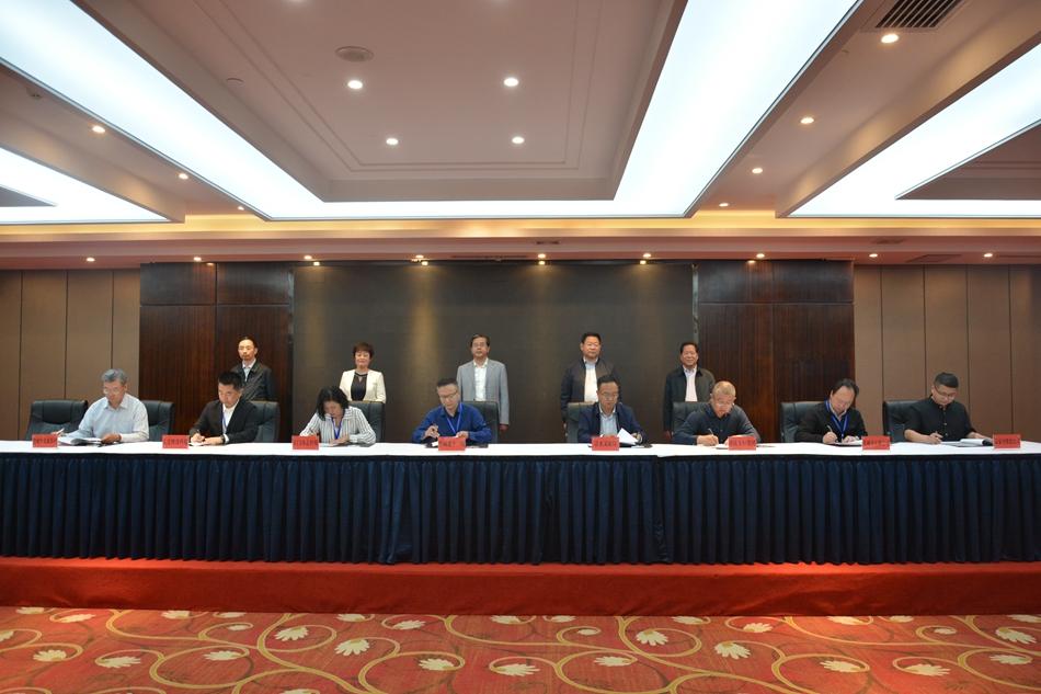 天水市在全省文旅产业项目建设推进会上签约6个合作项目