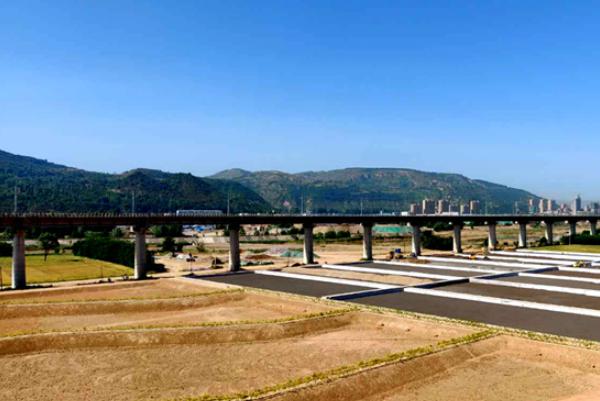 【美丽中国 生态甘肃】中国甘肃网记者带你探访泾河水环境综合整治项目
