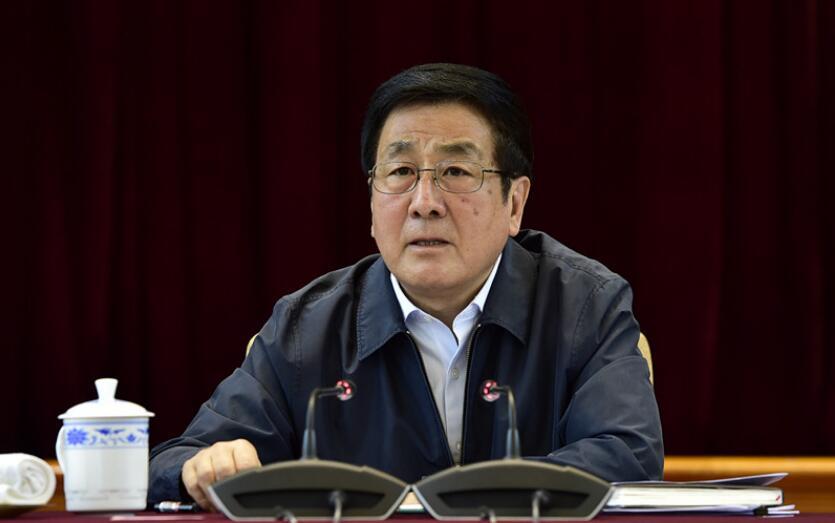 省委常委会召开扩大会议 传达学习习近平总书记重要讲话和全国两会精神