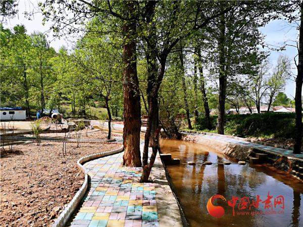 定西渭源县麻家集镇:村容风貌换新颜 美丽乡村入画来
