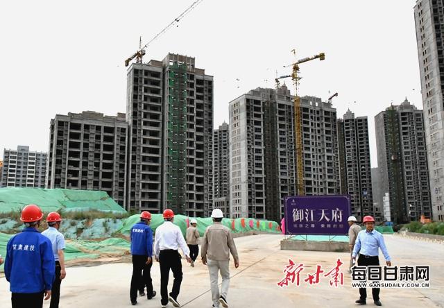 甘肃8部门发文减轻建筑企业负担 房屋建筑和市政基础设施工程实行工程担保制度