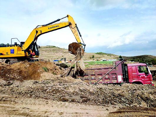 引洮供水二期配套会宁县城乡供水工程扎实推进