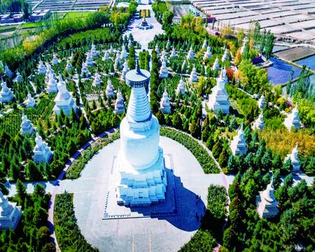 白塔寺:看不见的历史,看得见的风景