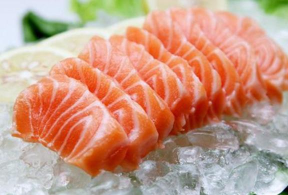 甘肃省市场上的三文鱼已经全部暂停销售