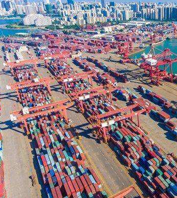 前5月甘肃省加工贸易进出口44.7亿元