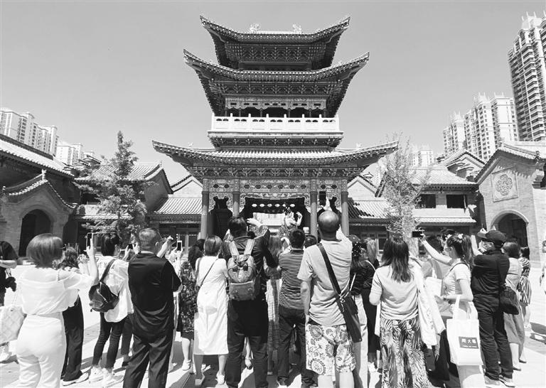 """一月一主题 """"巨量中国·精致兰州""""传播活动启动"""