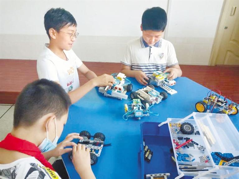 全国青少年机器人技术等级考试甘肃考区举行线上考试