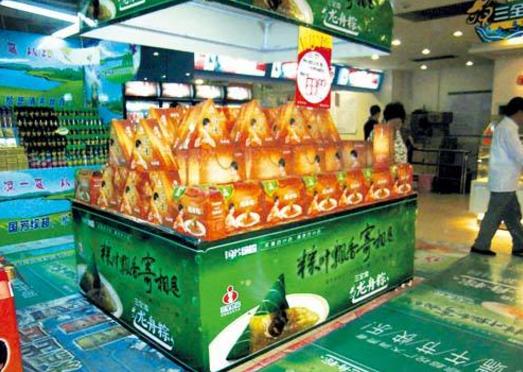 兰州市场粽子抽检合格率达100%