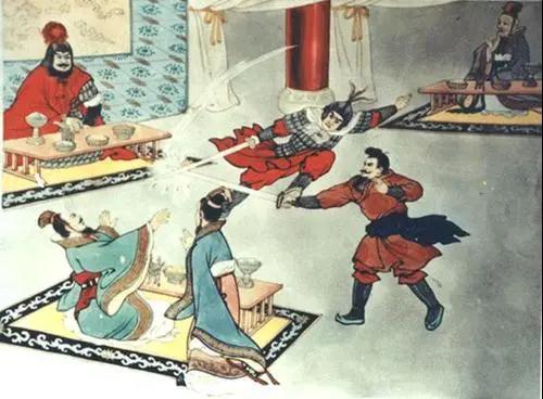 河西走廊FM | 敦煌舞中的剑器舞