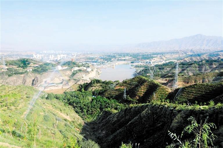 风景这边独好好——写在永靖县黄河刘家峡库区北岸综合治理和高质量发展项目开工之际