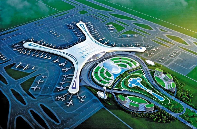 投资334.3798亿元 兰州中川国际机场三期扩建工程初步设计及概算获批