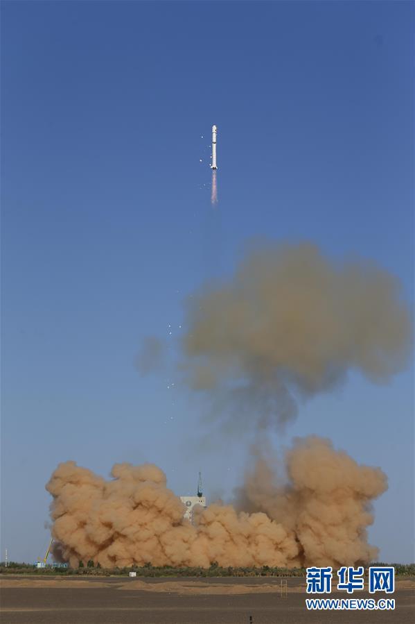 (科技)(4)我国成功发射试验六号02星