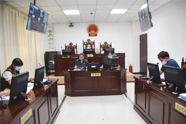 瓜州县人民法院邀请行政机关工作人员旁听庭审,助力法治政府建设