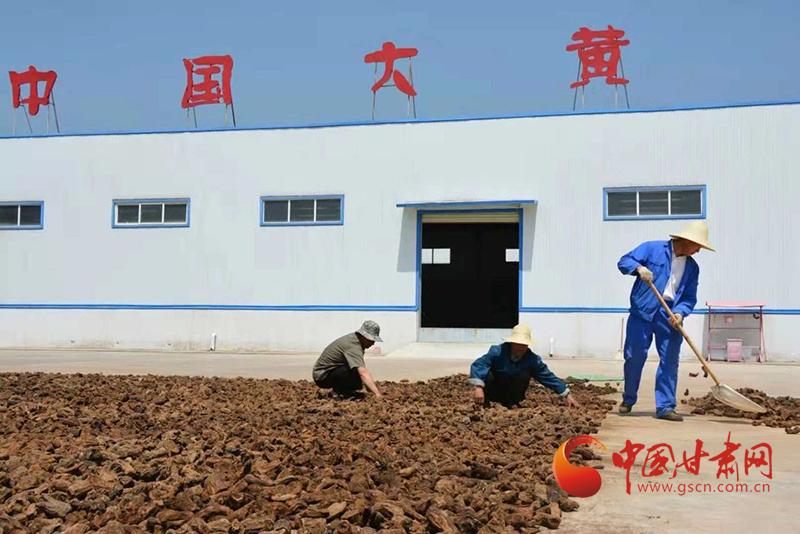 礼县:四举措持续推动产业转型升级
