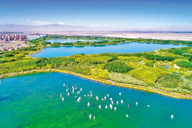 张掖芦水湾旅游度假区申报创建国家级旅游度假区通过初审