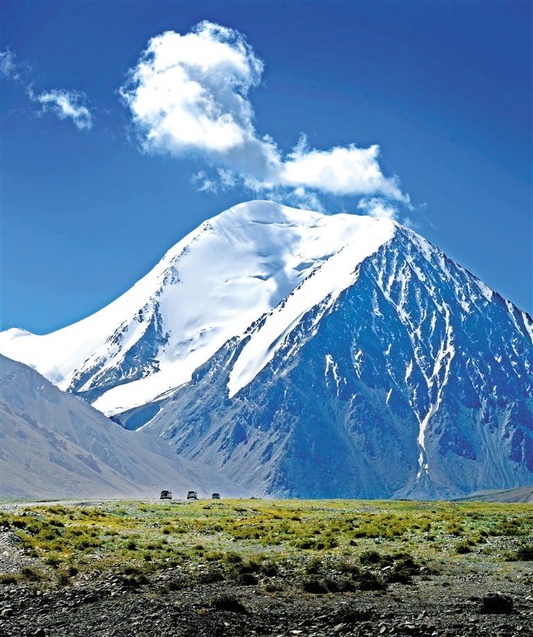 甘肃旅游丨冰川 草原 峡谷 在这