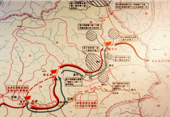 红军长征到达甘肃85周年,你知道落脚点在哪儿吗?