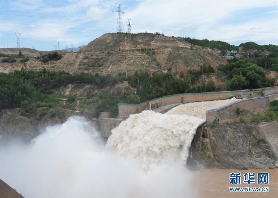 #(防汛抗洪)(3)刘家峡水库加大下泄流量确保安全度汛