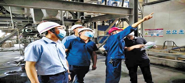 甘肃省生态环境厅对全省垃圾焚烧电企进行专项帮扶指导检查