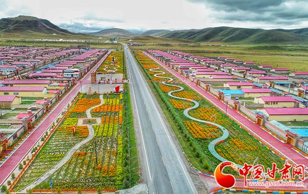 """尕秀村:""""生态旅游第一藏寨""""的蝶变之路(图)"""