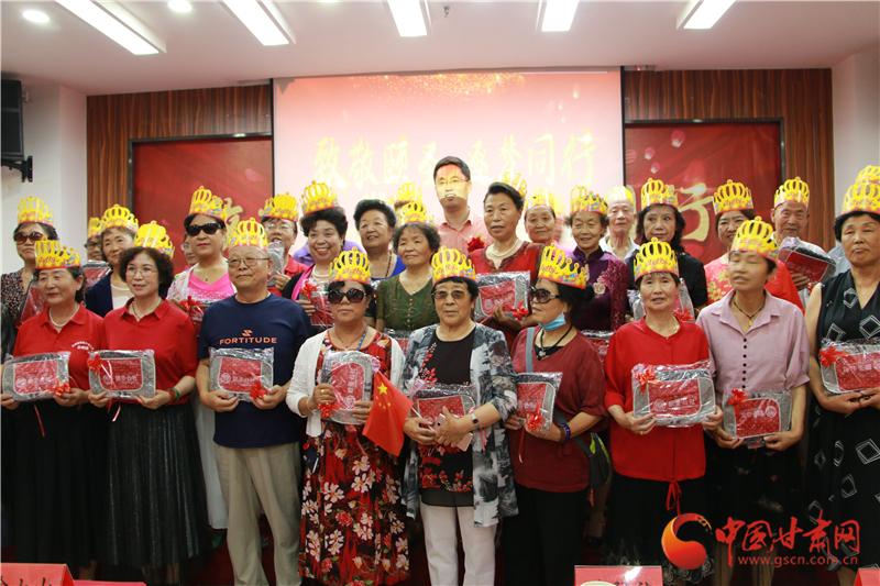 58位空巢老人集体庆生 颐圣公社大爱暖人心(文图+视频)