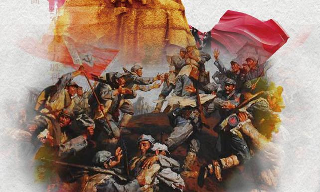 新时代,为什么传承红色革命精神?这组海报告诉你