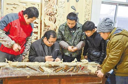 【非遗撷英】甘谷木雕的传承与发展