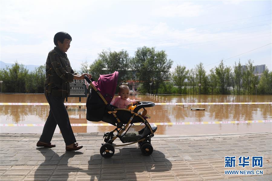 (防汛抗洪)(7)黄河上游多个水库加大下泄流量确保安全度汛
