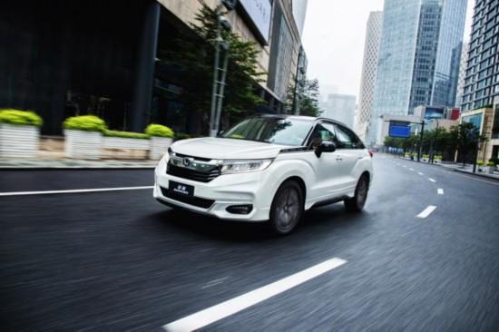 广汽本田新款冠道发布 动态体验与配置提升