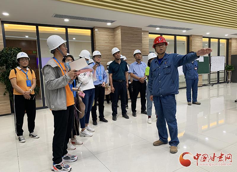 【跟着总书记看甘肃】甘肃电投常乐电厂4×1000MW调峰火电项目1号机组预计8月整套启动