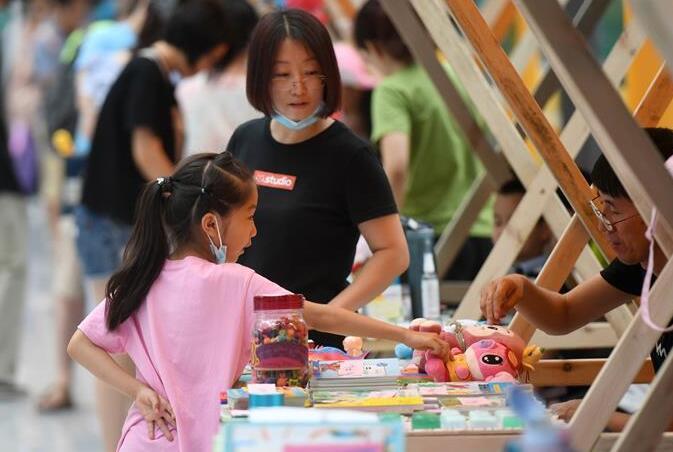 天津:文化市集逛不腻