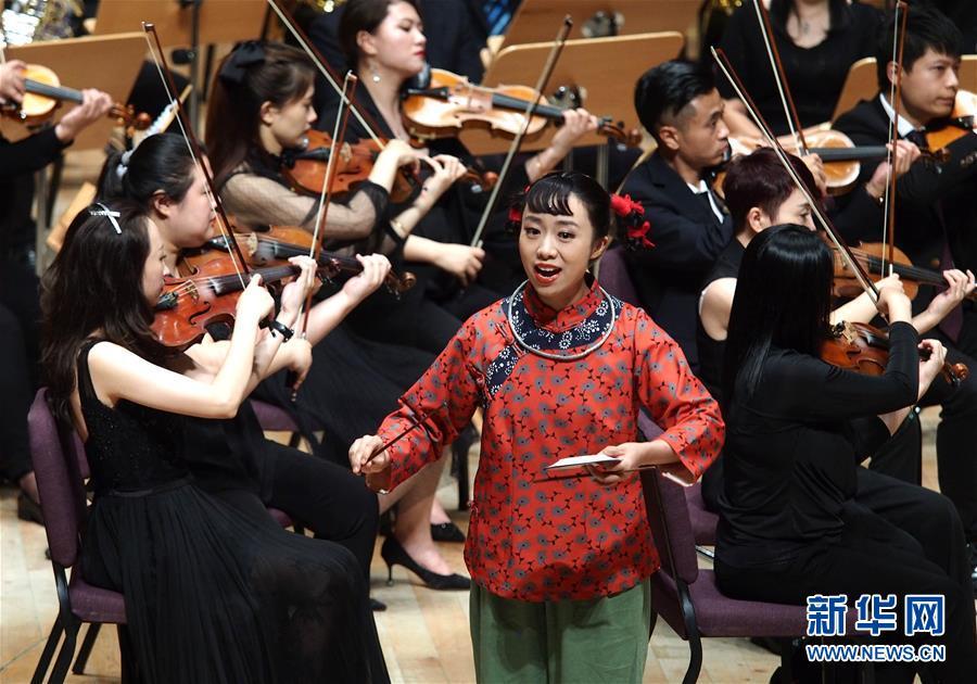 (文化)(1)音乐会版歌剧《洪湖赤卫队》亮相上海夏季音乐节
